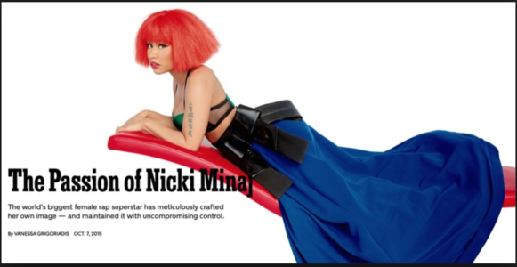 Celebrities - Nicki Minaj 02