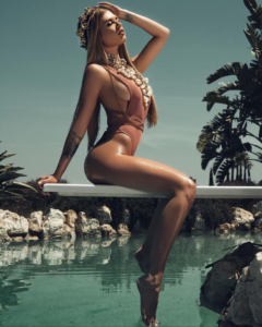 Celebrities - Chanel West Coast 06